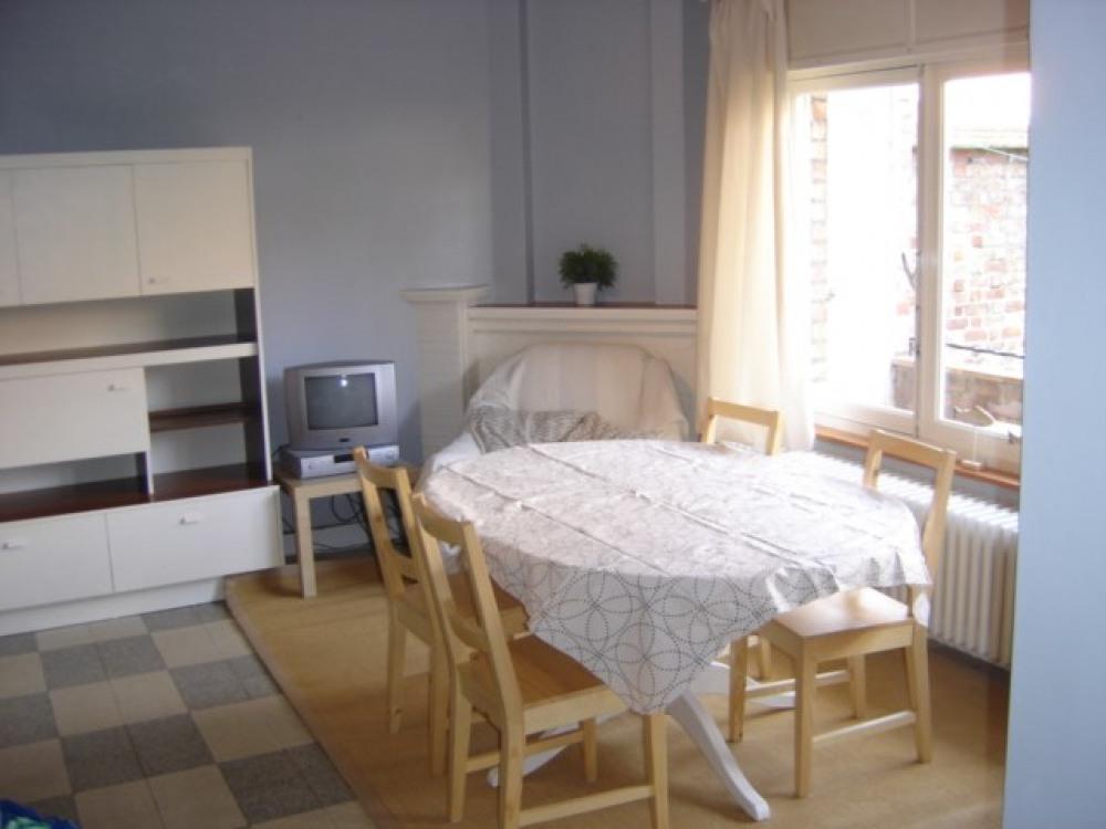 Appartement 2 chambres à louer,200m mer, Koksijde, duplex,