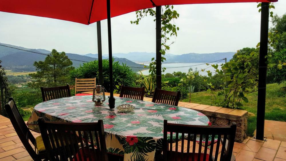 Location vacances Serra-di-Ferro -  Maison - 5 personnes - Barbecue - Photo N° 1