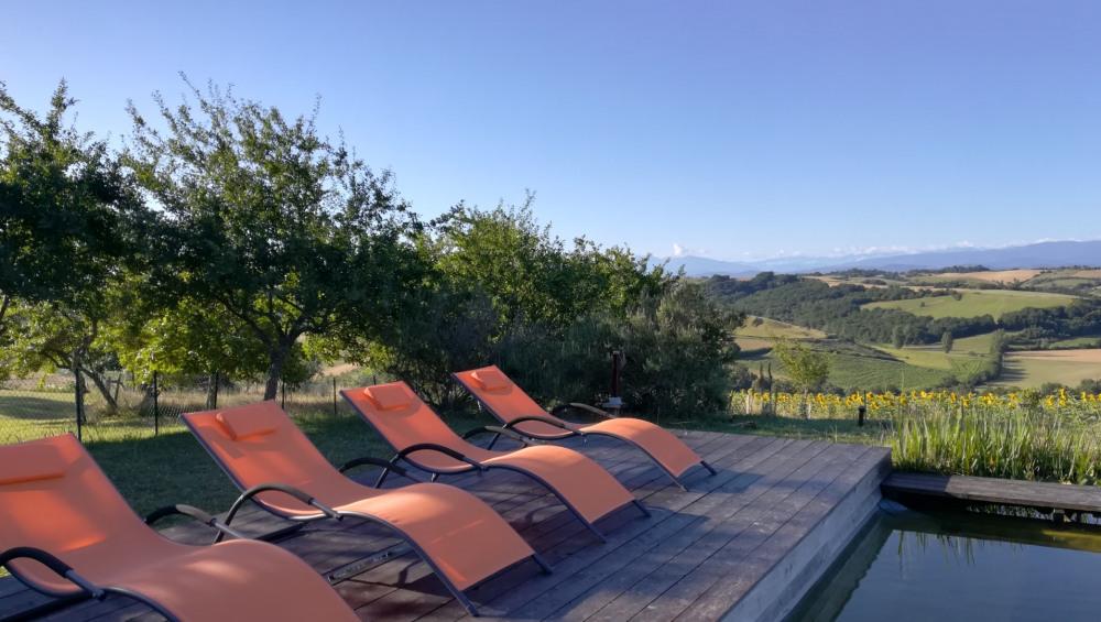 Location vacances Gaillac-Toulza -  Maison - 6 personnes - Barbecue - Photo N° 1