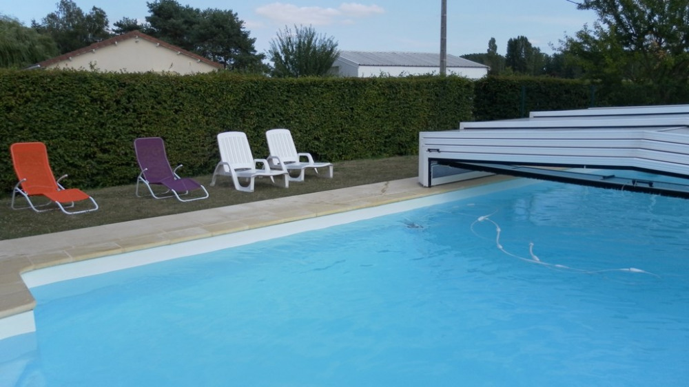 Location vacances Assay -  Gite - 4 personnes - Barbecue - Photo N° 1