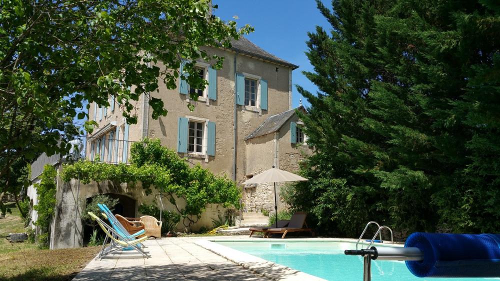 Location vacances Lentillac-du-Causse -  Gite - 8 personnes - Barbecue - Photo N° 1