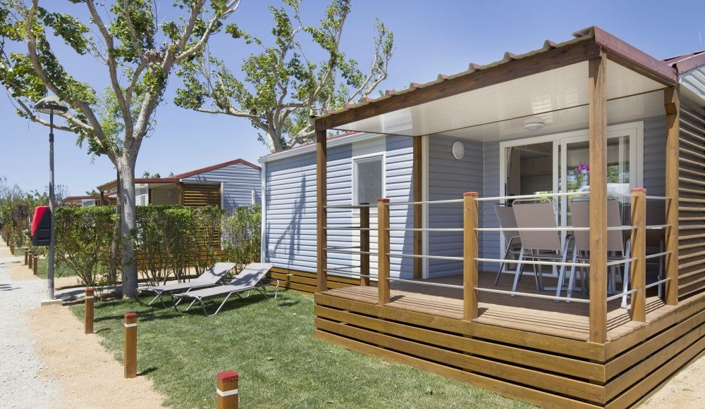 Mobil-home Red pers