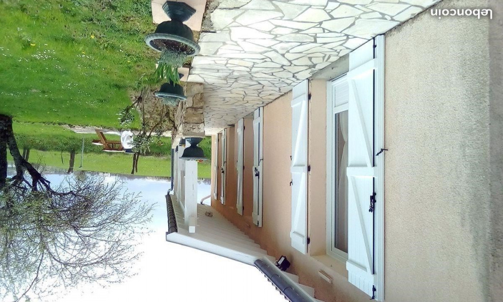 Location vacances Caylus -  Gite - 8 personnes - Barbecue - Photo N° 1