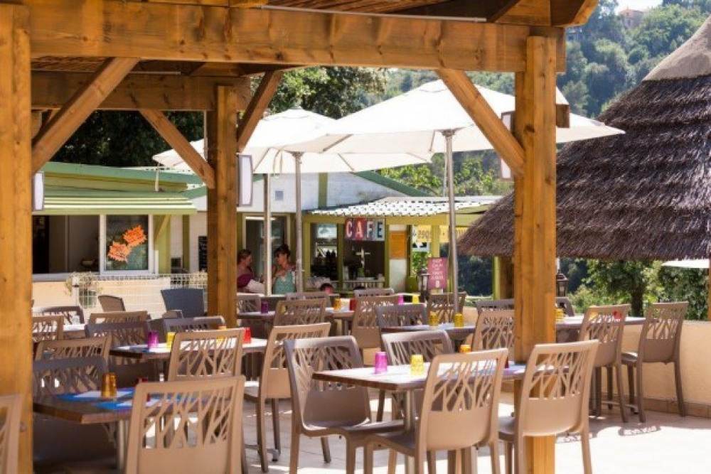 Camping Green Park - Cottage 2Ch 4/6pers avec Terrasse Non-Couverte.