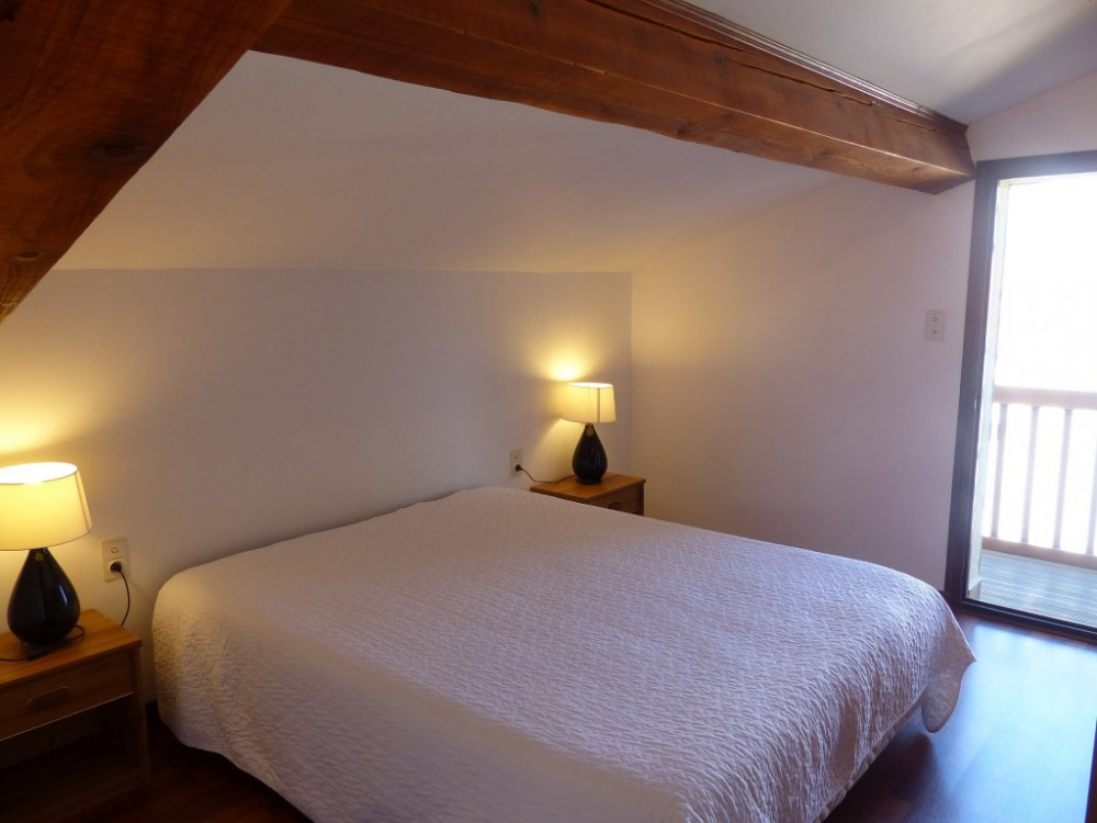 La chambre N°5 au 1er étage (12m²)