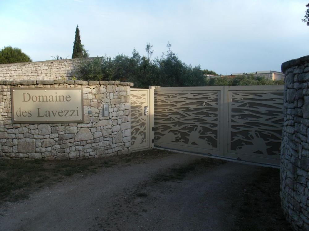 villa 3 étoiles située dans un domaine à 1km du golf de sperone