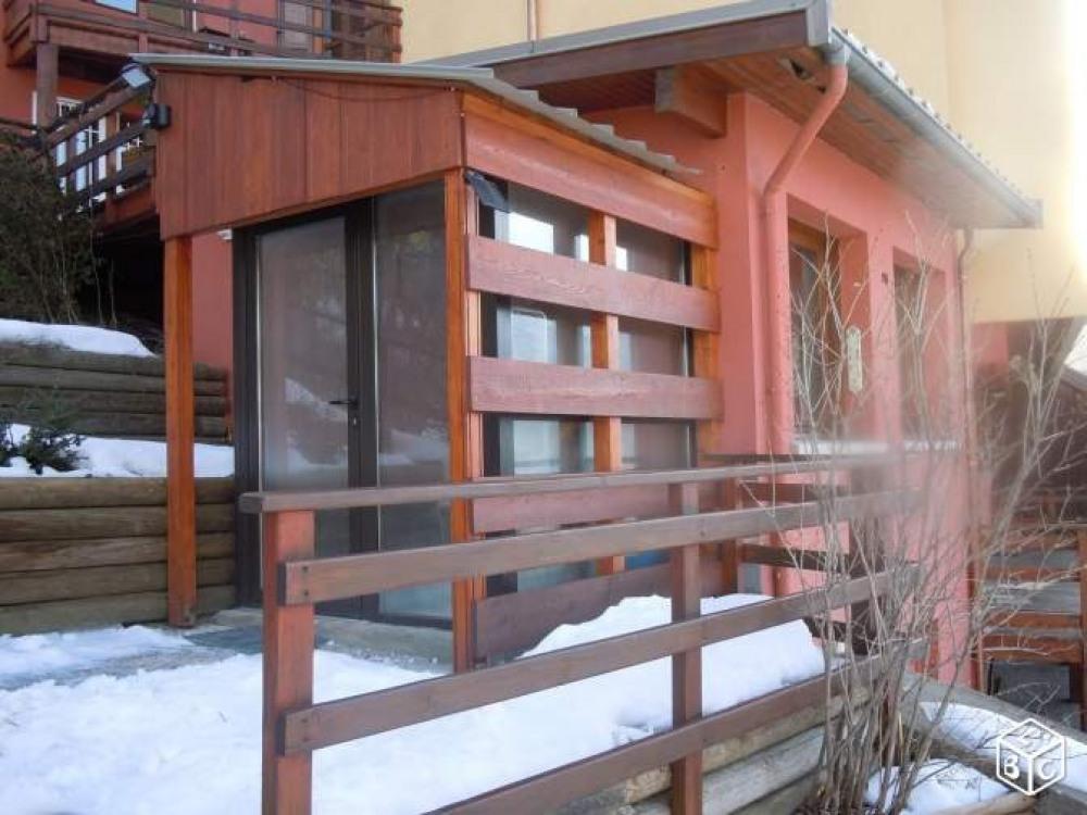 Studio 40 m² Briançon la grande Neige