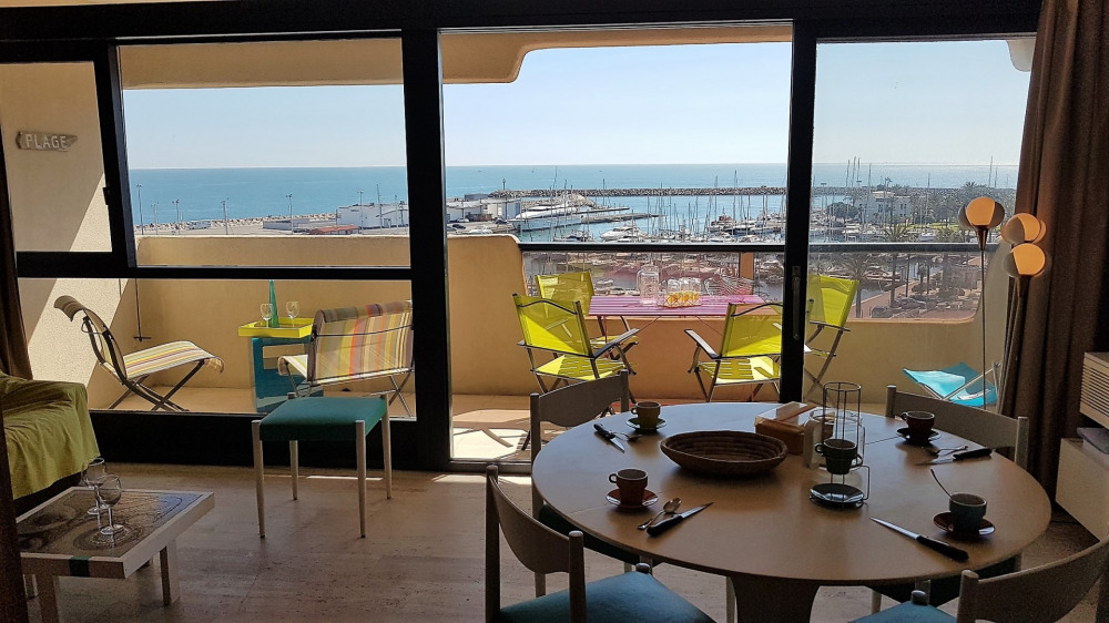 Location vacances Saint-Cyprien -  Appartement - 6 personnes - Chaise longue - Photo N° 1