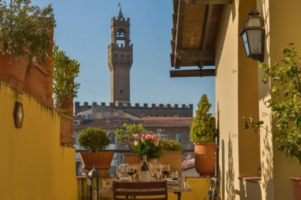 Visconti - Florence center 2 bdr near Piazza Santa Croce
