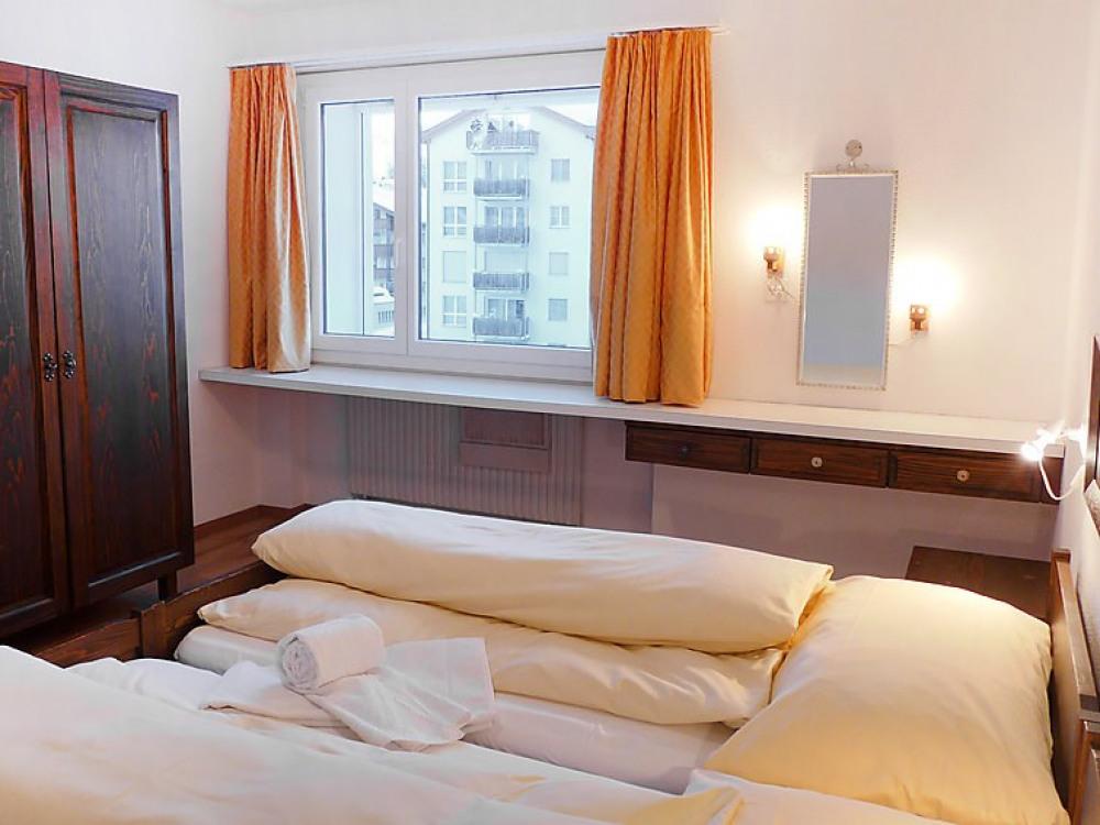 Appartement pour 2 personnes à St. Moritz