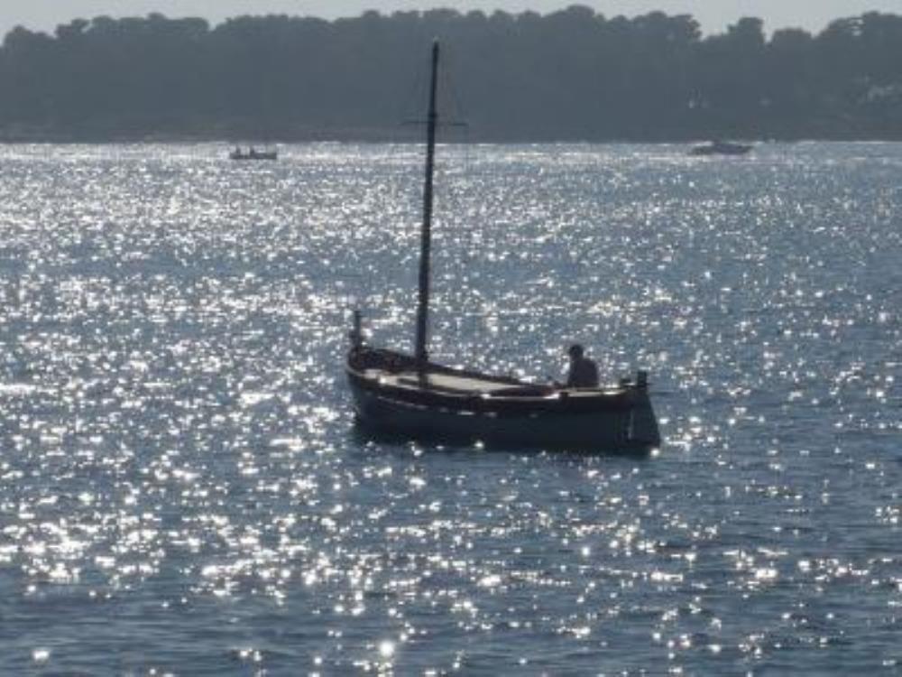 Proche des Iles de Lérins
