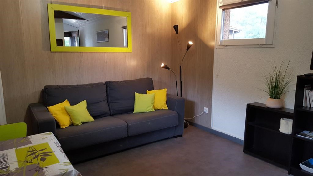 Location vacances Carcans -  Appartement - 4 personnes - Chaise longue - Photo N° 1