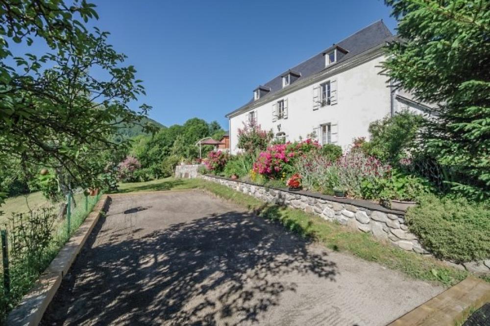 gite belle maison indépendante , avec vue sur la montagne,4 épis gîtes de France - Arras en Lavedan