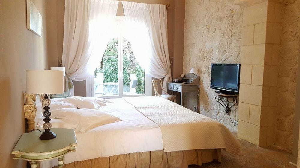 Location vacances Mougins -  Chambre d'hôtes - 2 personnes - Chaise longue - Photo N° 1