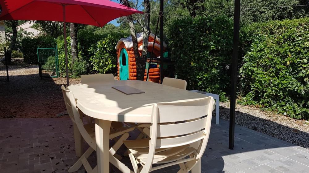 Ferienwohnungen Méjannes-le-Clap - Haus - 4 Personen - Grill - Foto Nr. 1