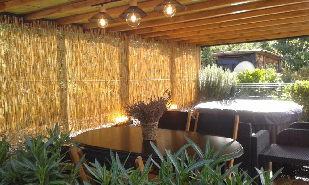 Holiday rentals Villecroze - Apartment - 4 persons - BBQ - Photo N° 1
