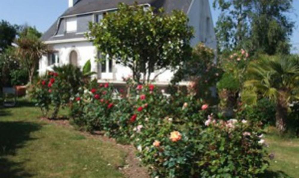Chambres d'hôtes à FOUESNANT   lES  GLENAN Finistère Sud. Chez Marie-The à 5 mn de la mer calme et sérénité.