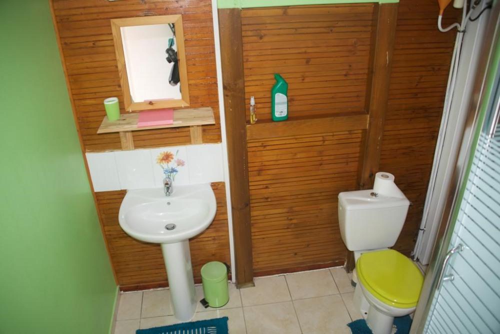 salle de bain du corossol