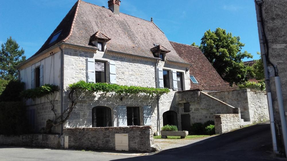 Location vacances Mayrinhac-Lentour -  Maison - 10 personnes - Barbecue - Photo N° 1