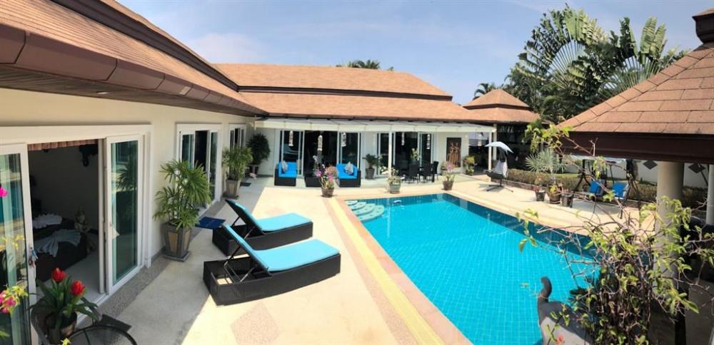 Villa pour 6 pers. avec piscine privée, Phuket