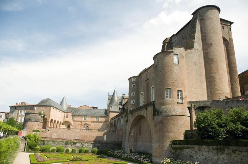 Palais épiscopal d'Albi