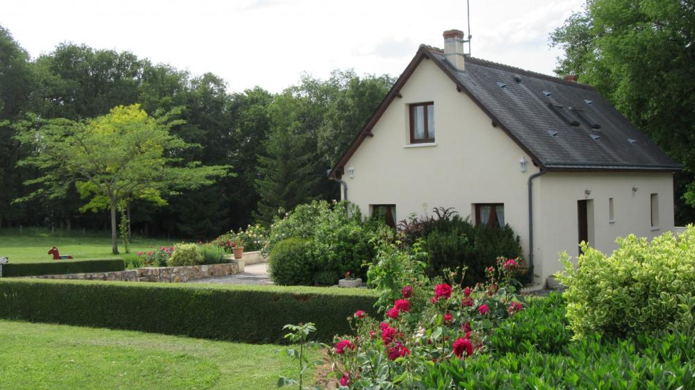 Home-bois Sicot, Cottage-Esvres - Esvres