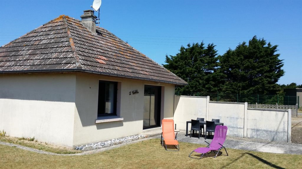 Holiday rentals Portbail - House - 4 persons - BBQ - Photo N° 1