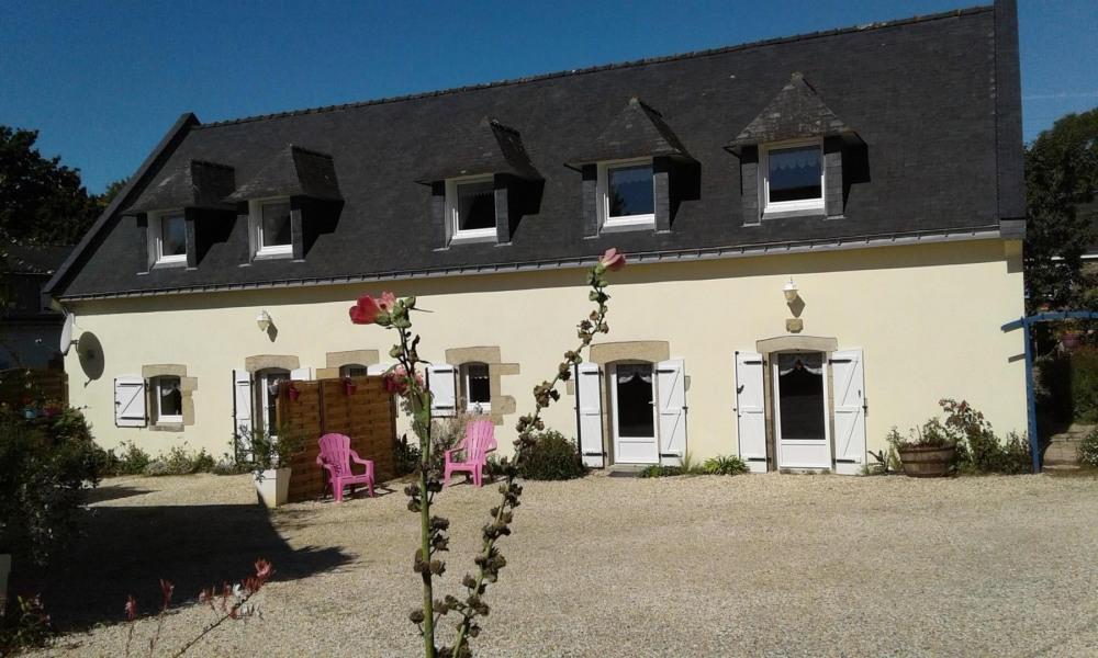 Location vacances Clohars-Carnoët -  Gite - 6 personnes - Barbecue - Photo N° 1