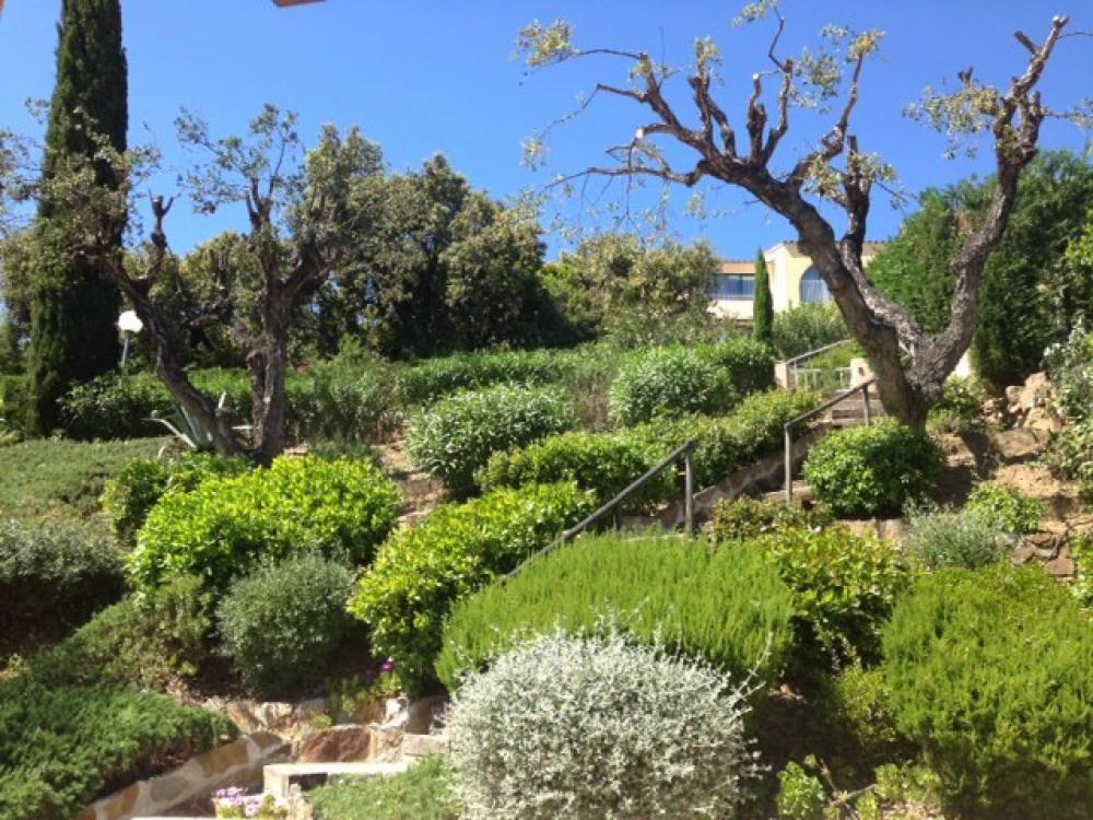 le jardin provencal privatif