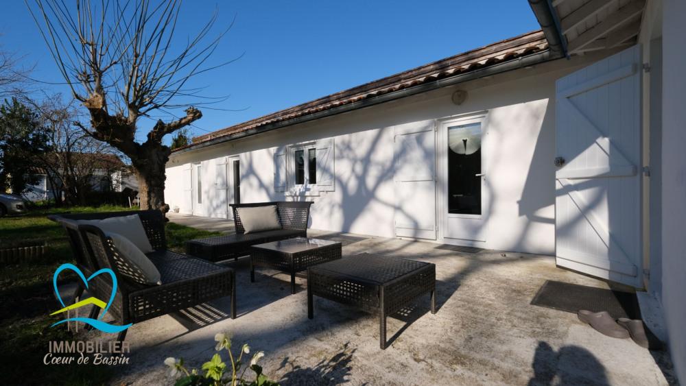 Location vacances Andernos-les-Bains -  Maison - 6 personnes - Jardin - Photo N° 1