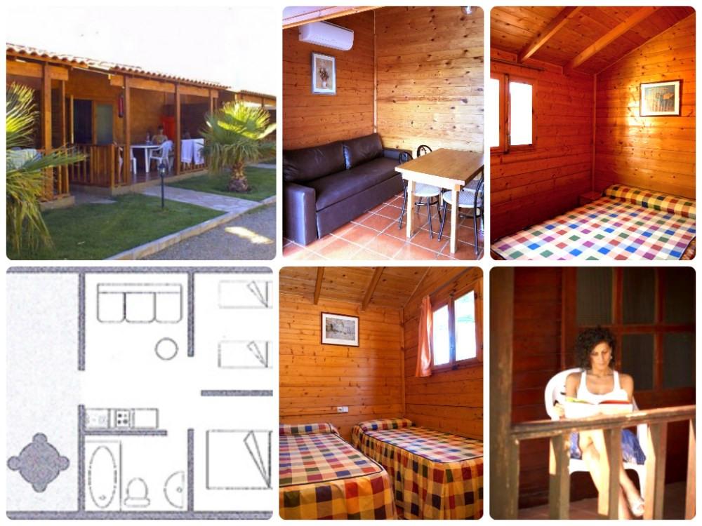 Camping & Els Prats Bungalow Park est l'endroit idéal pour passer de merveilleuses vacances à la mer, de la famille.