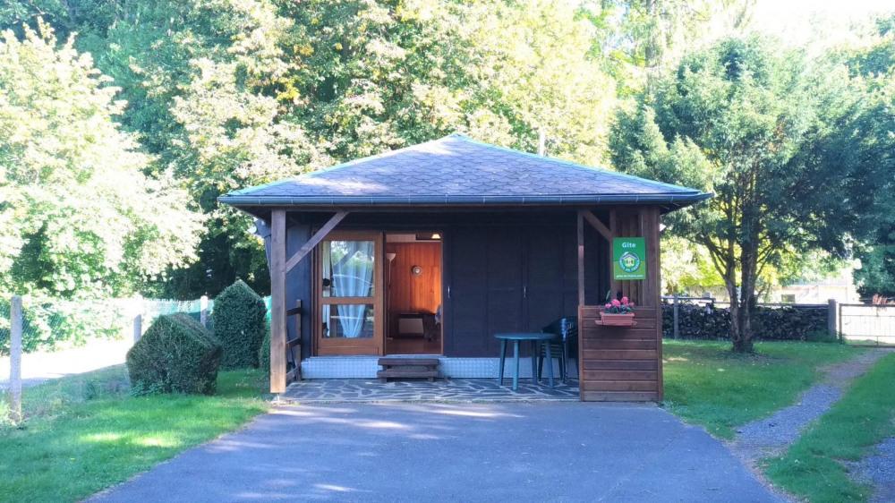 Location vacances Mondigny -  Gite - 2 personnes - Barbecue - Photo N° 1