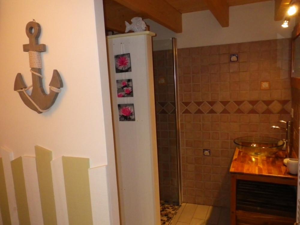 salle de bain/WC/lave-linge