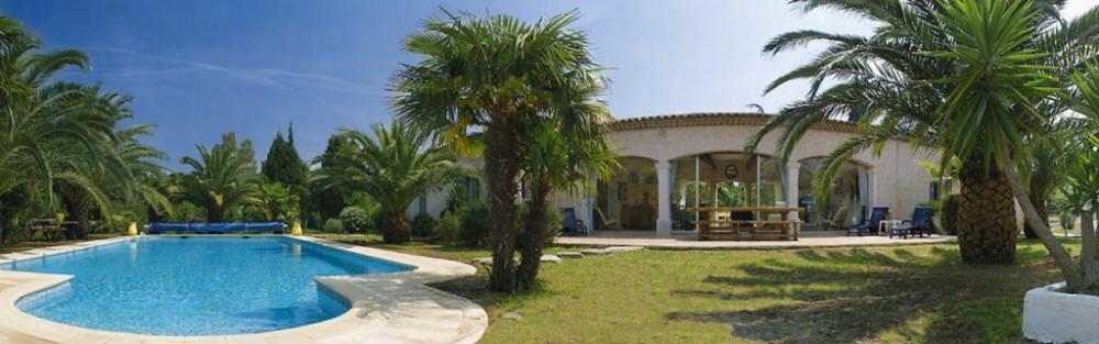 Location vacances Saint-Tropez -  Maison - 8 personnes - Jardin - Photo N° 1