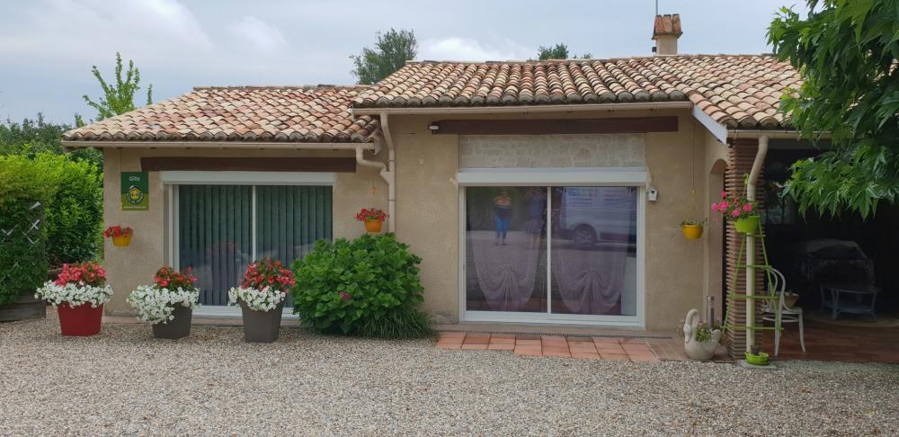 Location vacances Roumagne -  Gite - 4 personnes -  - Photo N° 1
