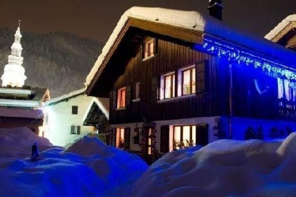 Appartement dans village typique Haute Savoie au ,pieds des pistes, La Clusaz