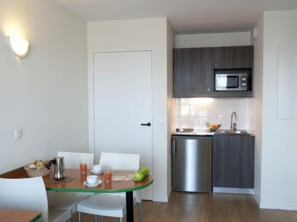 Adagio access Aparthotel Bordeaux Rodesse - Appartement Studio 2 personnes