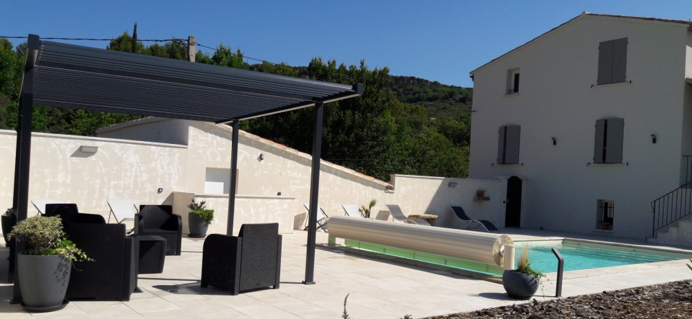 Holiday rentals Le Barroux - House - 8 persons - BBQ - Photo N° 1