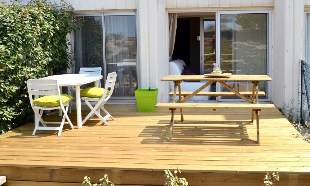 Appartement pour 5 pers., Soulac-sur-Mer