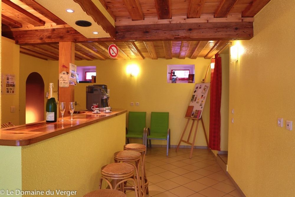 Hall et bar Espace Noyer