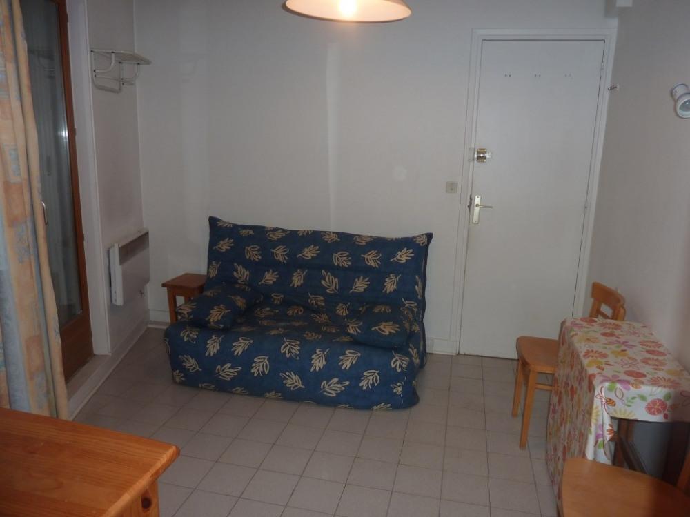 séjour du petit appartement