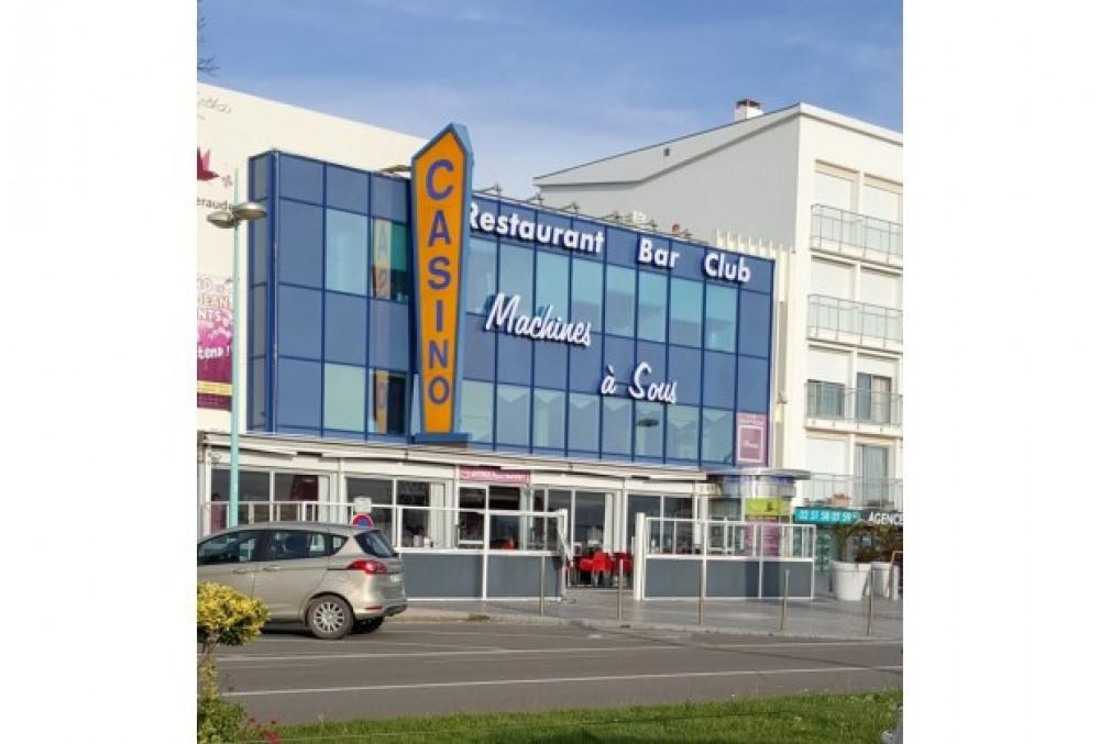 Le casino de SAINT JEAN DE MONTS