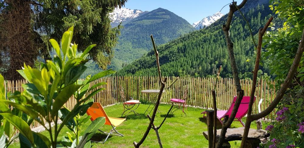 Location montagne - Suc-et-Sentenac