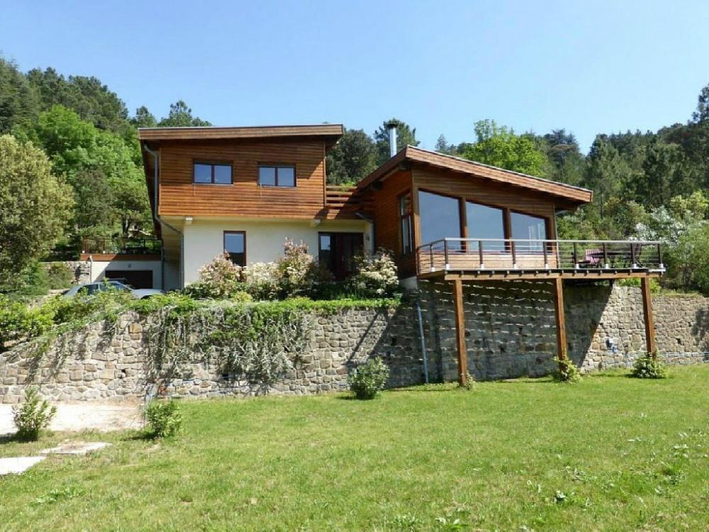 Maison contemporaine 12-16 personnes, Anduze