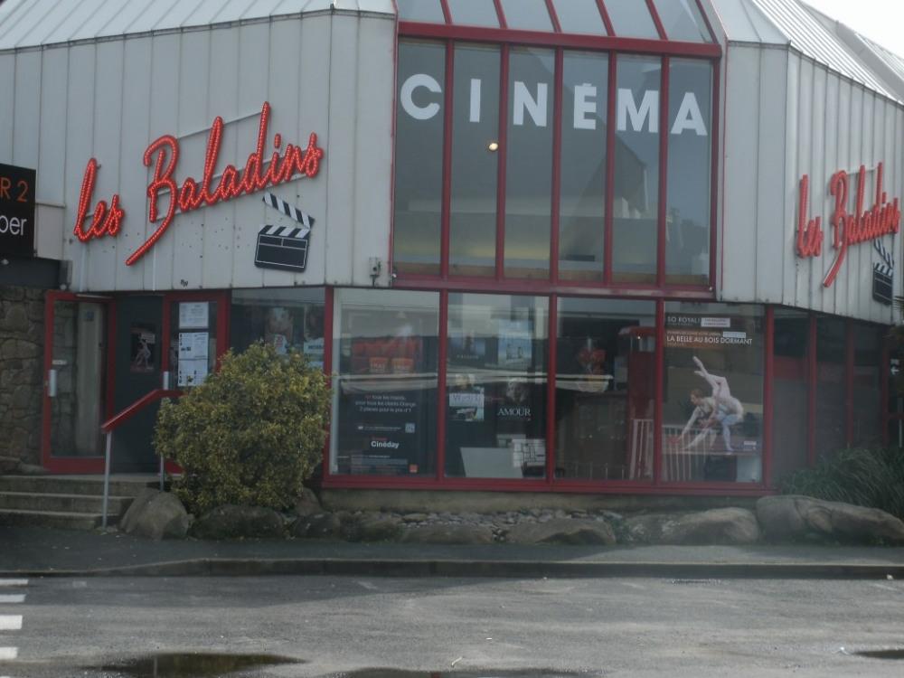 cinéma 50 m