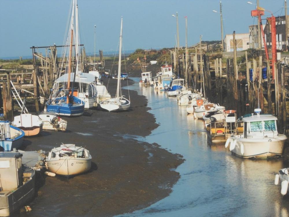 port de fromentine pour pt bateau