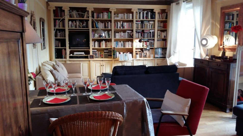 Location vacances Paris 18e Arrondissement -  Appartement - 5 personnes - Cour - Photo N° 1