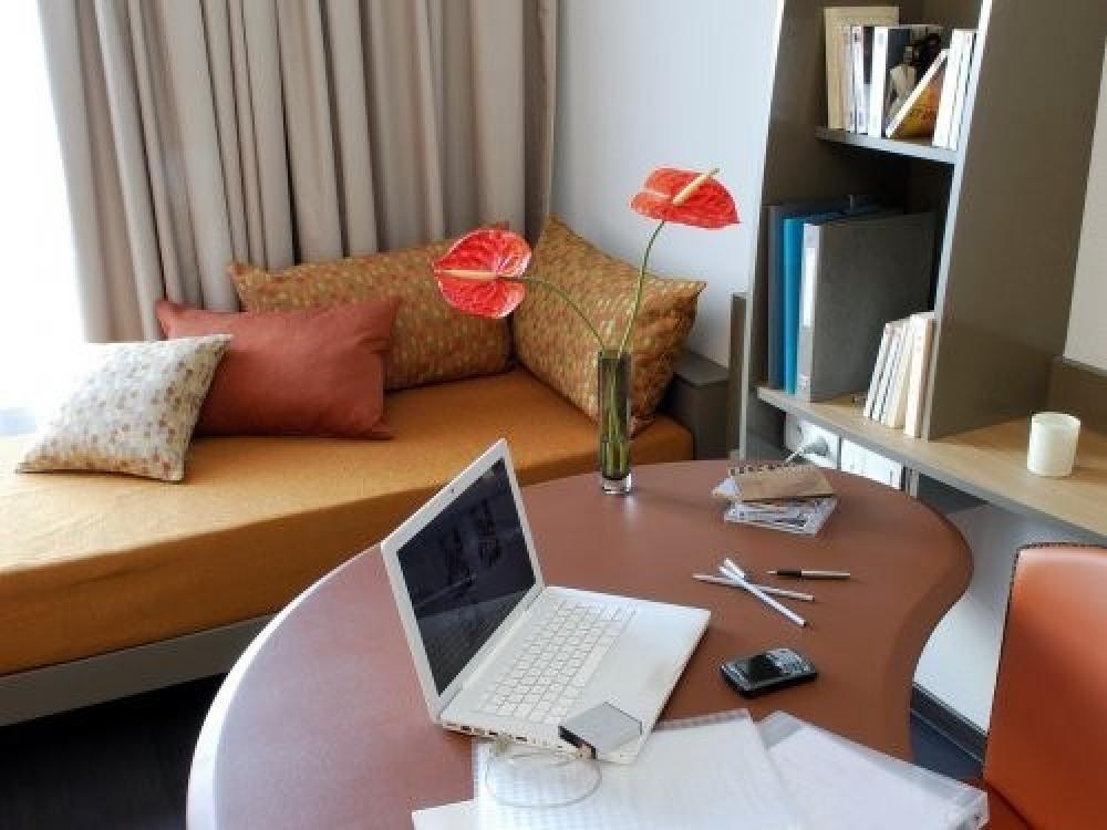 Adagio Aparthotel Bordeaux Gambetta - Appartement Studio 2 personnes