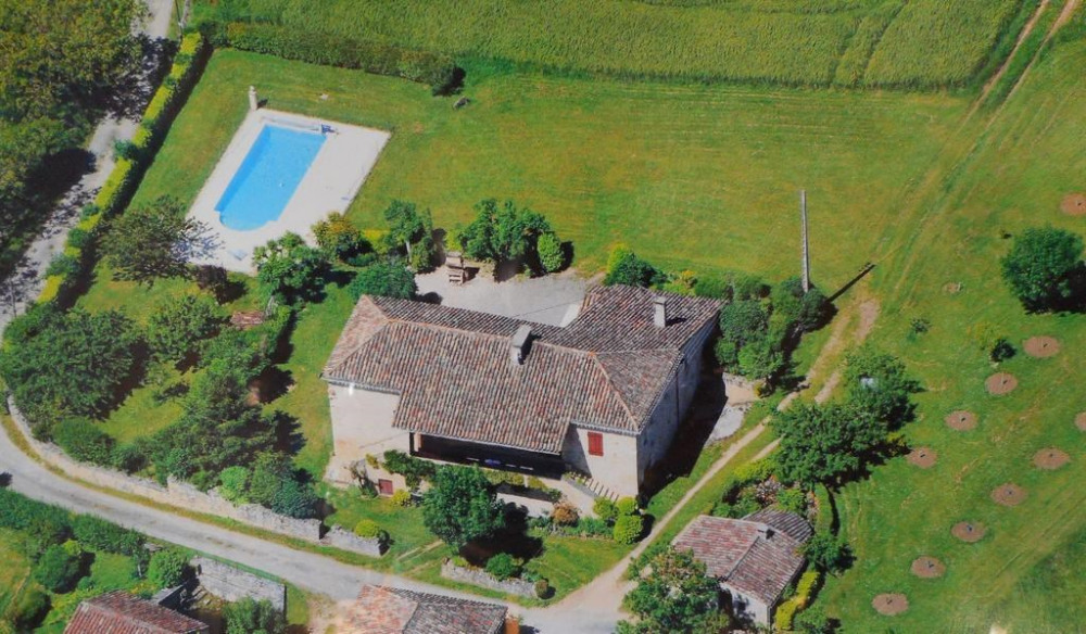 Holiday rentals Sauzet - House - 9 persons - BBQ - Photo N° 1