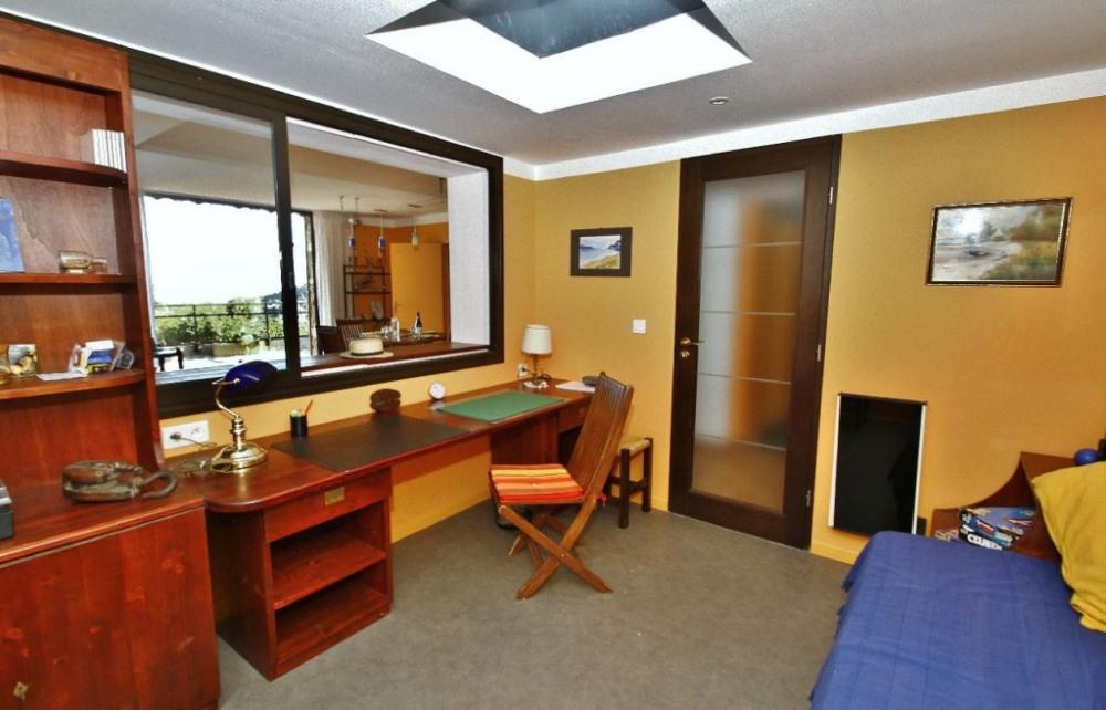 Bureau - cabine avec lit bateau